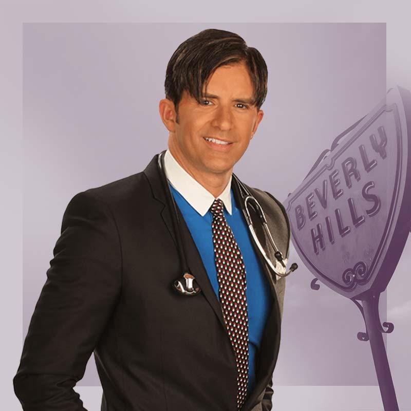 Dr. Robert M. Rey, Celebrity Plastic Surgeon in Beverly Hills